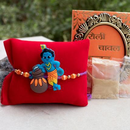 Krishna Matki Rakhi