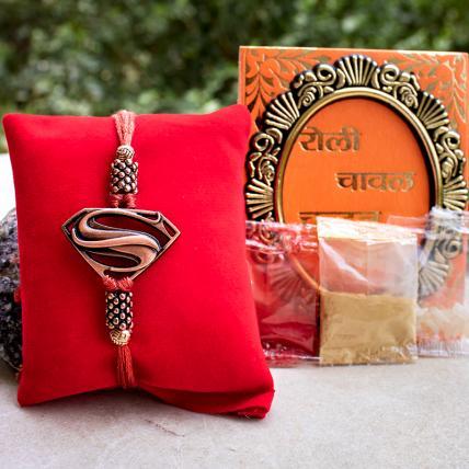 Superman Rakhi
