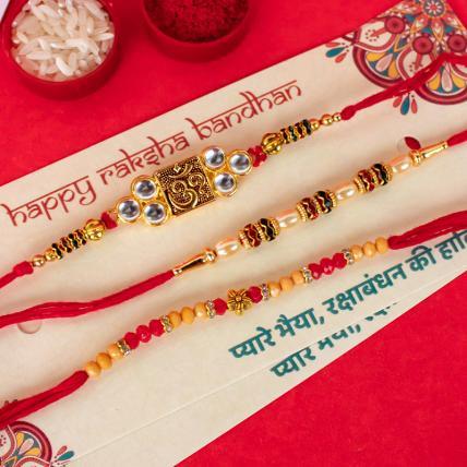 Special OM Rakhi Combo