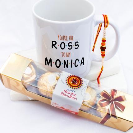 Ross Monica Rakhi & Forrero Rocher Combo
