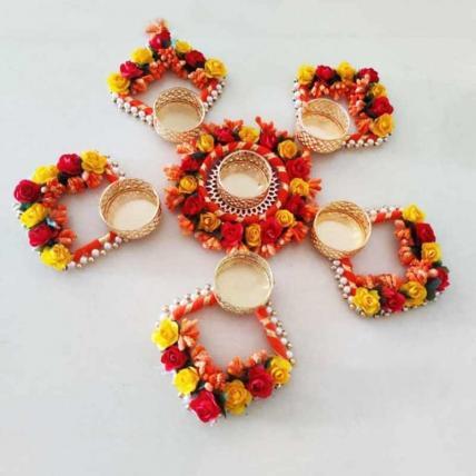 Diwali Rangoli- Set of 6