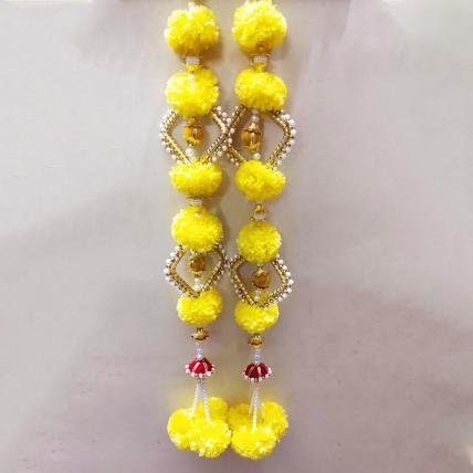 Diwali Marigold Bright Toran