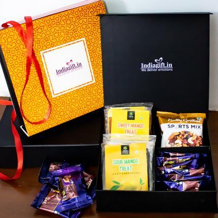Nutty Cookies Diwali Box