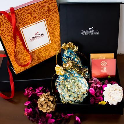 Fragrant Nuts Diwali Box
