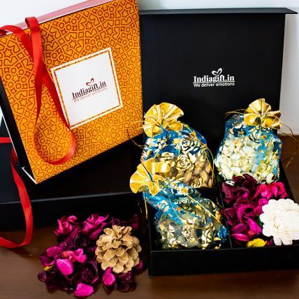 Dry Nuts Diwali Box
