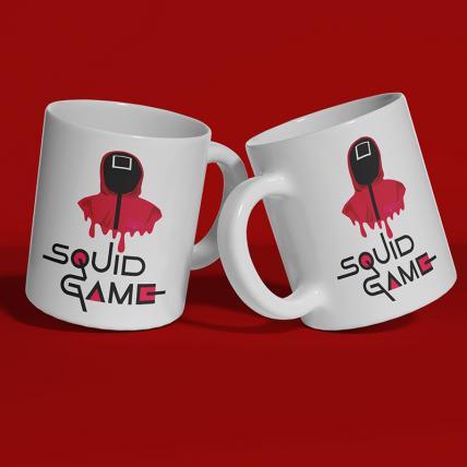 Squid Game Special Mug Set