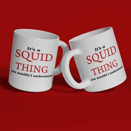 Squid Game Thing Mug Set