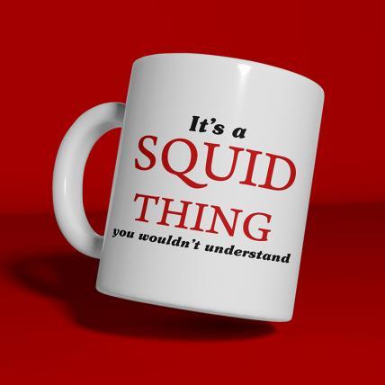 Squid Game Thing Mug